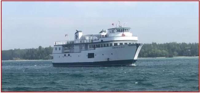 Beaver Island Ferry